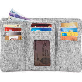 Pacsafe RFIDsafe LX100 Wallet Tweed Grey